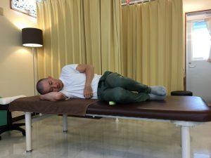 坐骨神経痛のストレッチ|大腿