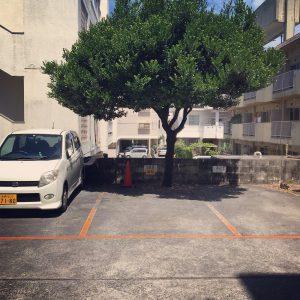 駐車スペース1
